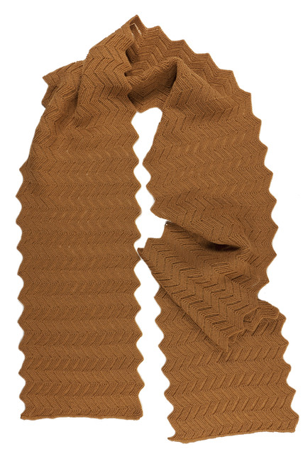 Archival Wool Scarf