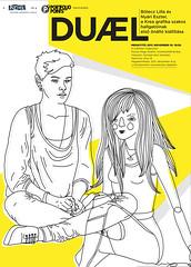 2011. október 26. 20:16 - DUÆL: Bölecz Lilla & Nyári Eszter