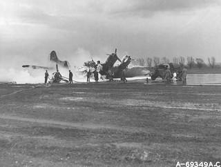 2024th Engineer Aviation Fire Fighting Platoon-Bassingbourne
