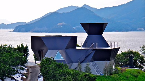 今治市伊東豊雄建築ミュージアム, TIMA, Toyo Ito Museum of Architecture, Imabari, Japan | by Ken Lee 2010