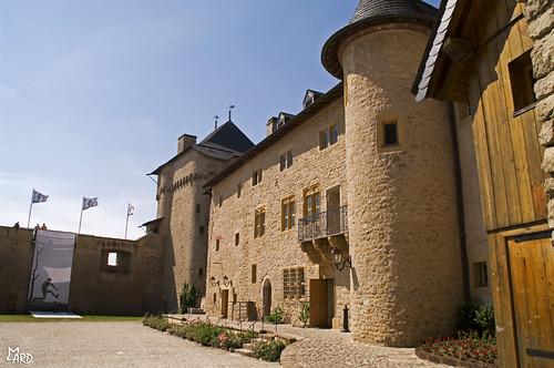 Chateau de Malbrouck - 1 | by Draner276