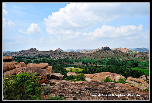 Hampi: Aerial view | by quetzalcoatl2011