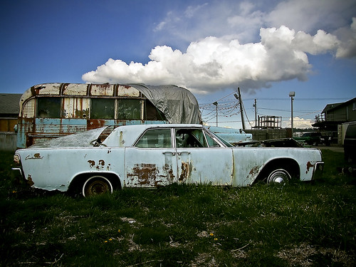 1962 Lincoln Continental - Hagens Auto Parts | by donkincl