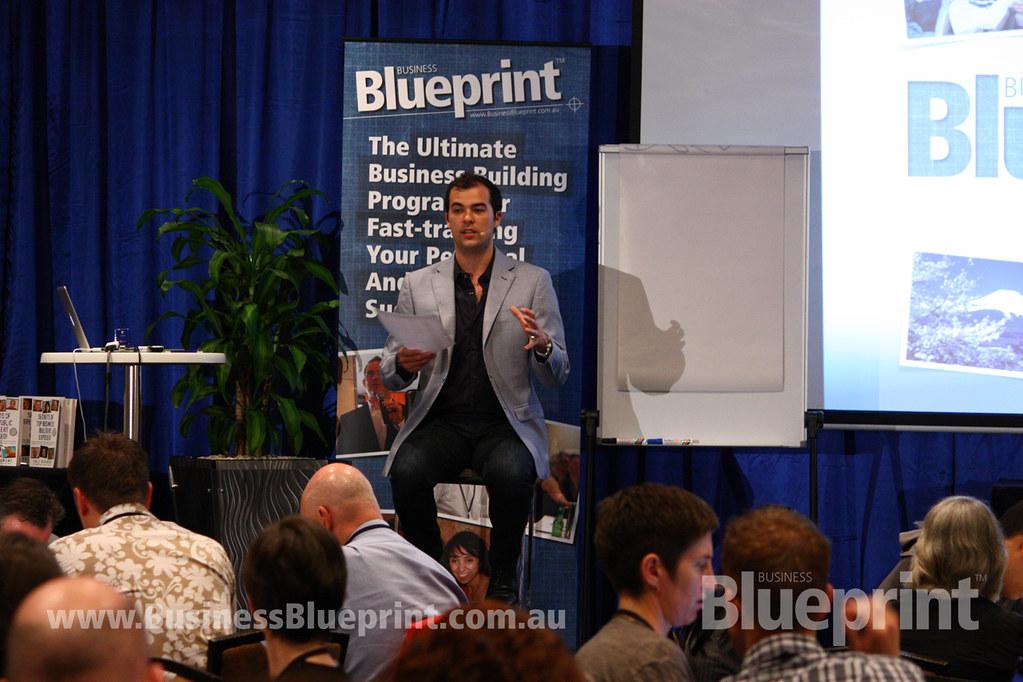 Business Blueprint October 2011 Presenter: Dale Beaumont   Flickr