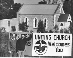 Windsor Church roadside sign