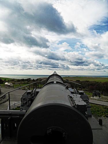 Railway Gun - Krupp