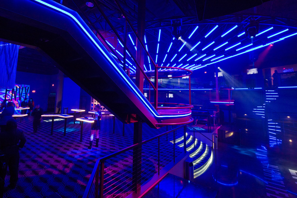 Nightclub Interior Design | Casino Interior Upgrade | Inte ...