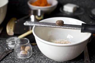 grated nutmeg | by smitten kitchen