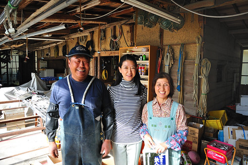 UNDP Goodwill Ambassador Misako Konno's visit to Tohoku in October 2011 | by UNDP Representation Office in Tokyo