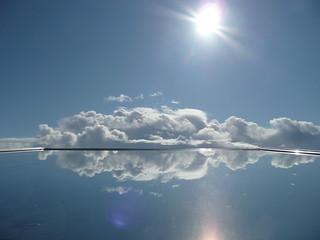 Clouds & Sun = Fantastic Reflection | by photosteve101