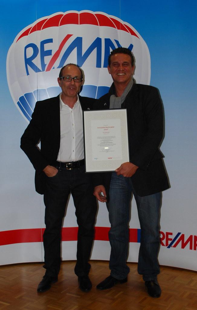 huge discount fb8e2 a6bb0 Leo Bollag und Urs Lehmann, RE/MAX Immobilien Profi Team ...