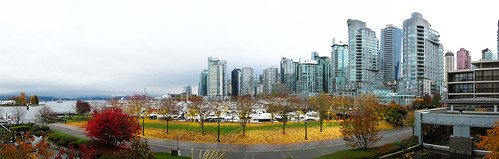 Vancouver harbour panorama | by carlossg