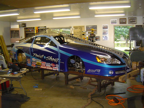 Fabrications - TWIST & SHOUT RACING PRODUCTS - CHASSIS SHOP
