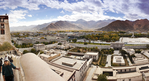 Tibet - Lhasa - Potala Palace | by Göran Höglund (Kartläsarn)