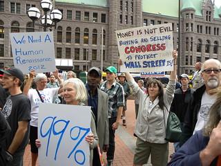 OccupyMN in Minneapolis: Day 1 | by Fibonacci Blue