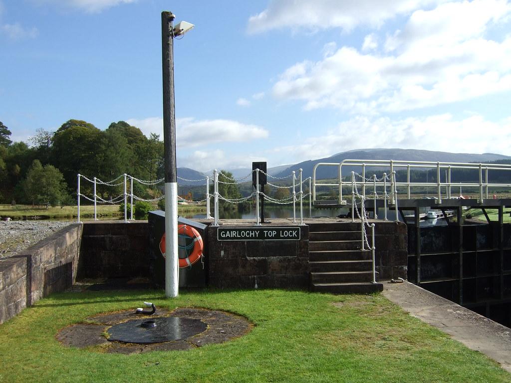 Gairlochy Lock