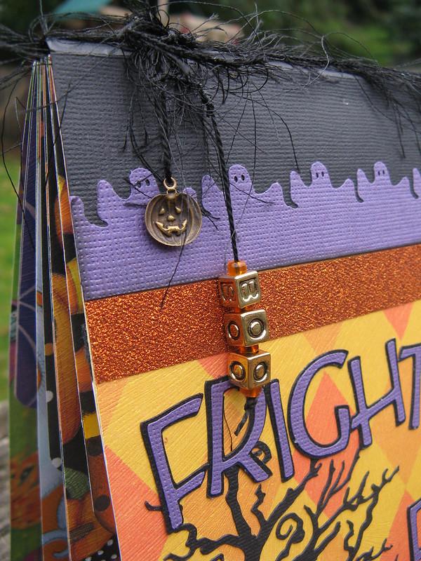FrightFul Fun Mini close up
