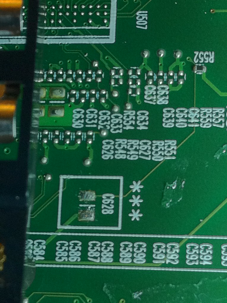 Toshiba M110 Bios Reset Jumper | Jumper C628 needs to be sho… | Flickr