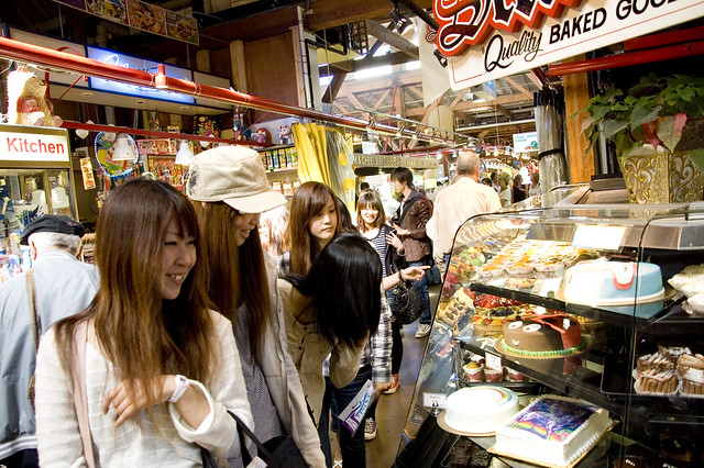 Activities - Granville Island -public Market