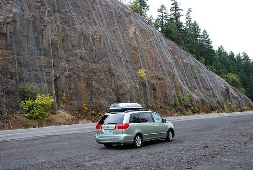 road car washington highway cut sienna toyota 1200 fencing van minivan rockfall lightroom thule klickitatcounty us97 greenweenie ut2011oct