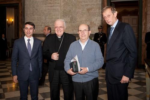 Ernesto Olivero, cittadino onorario di Torino