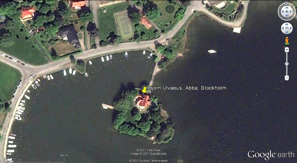 Abba - Björn Ulvaeus Haus in Stockholm   Trophy84   Flickr