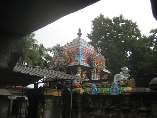 42a.Vimanam of the main shrine