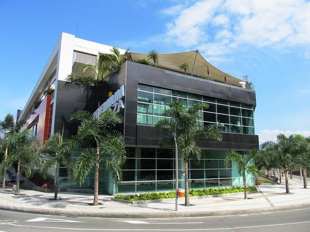 Centro Comercial. Medellín, Antioquia