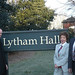 Len, Brenda & Tim outside Lytham Hall flickr image-7