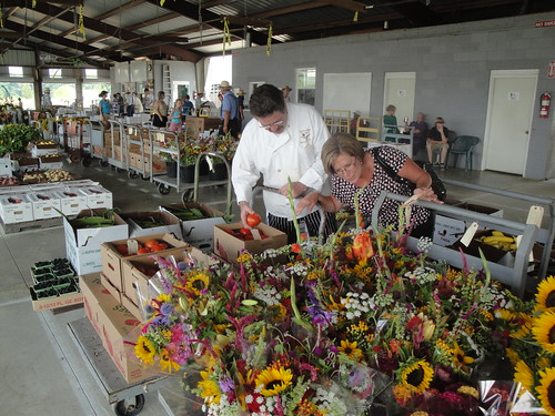 Fresh Produce, Loveville Produce Auction, Loveville