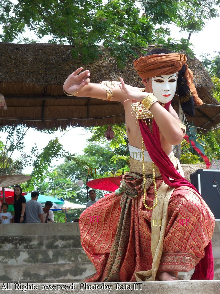 Thailand Education Teachers Students School University Classroom Studying Learning Activities Myanmar Shan Mon traditional dancing