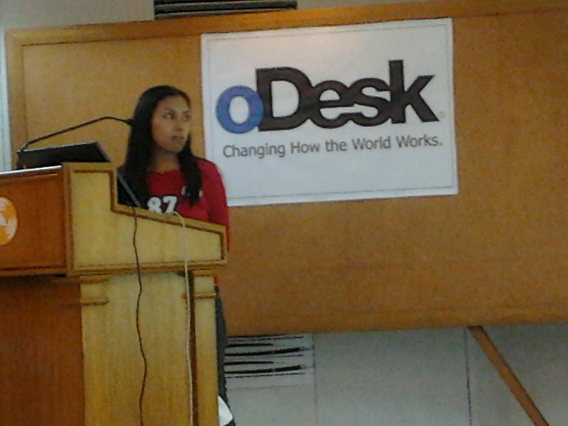 oDesk Freelancer
