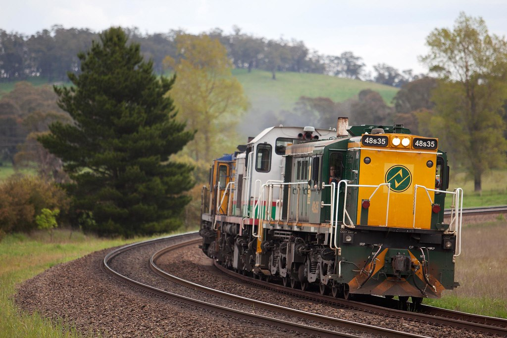 48s35 at Werai by Trent