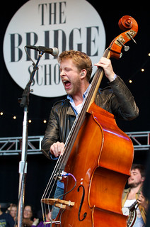Ted Dwane of Mumford & Sons   by tehgipster