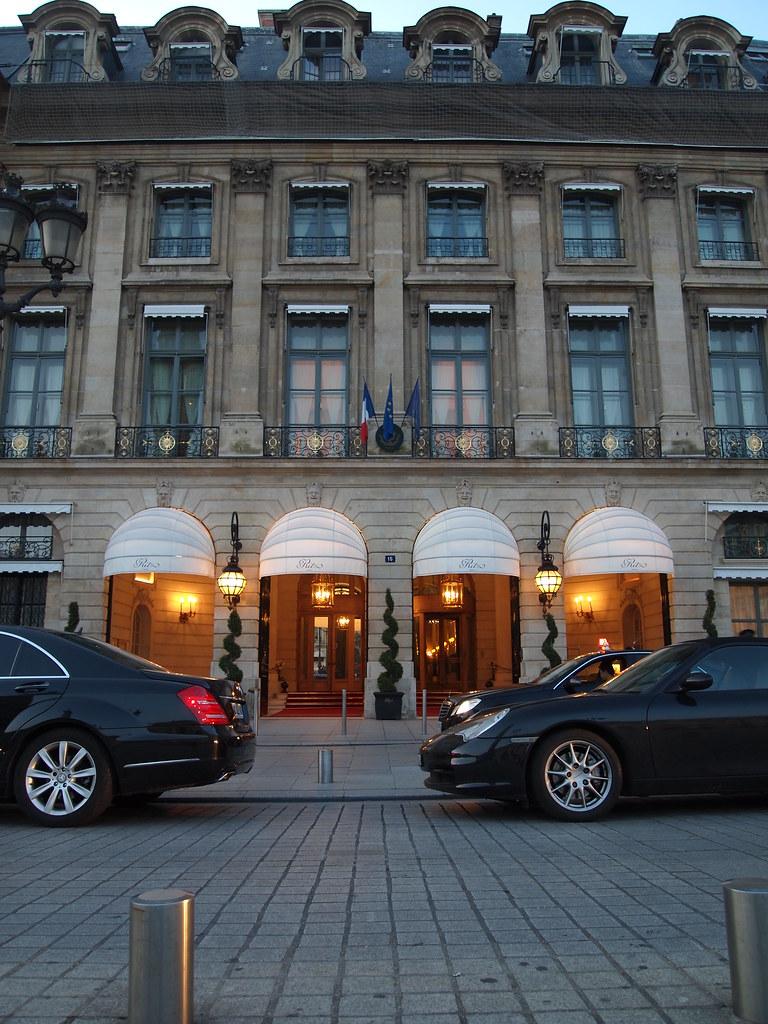 White Mercedes Benz >> Hotel Ritz de Paris | Place Vendôme. Paris VIII. France Plea… | Flickr