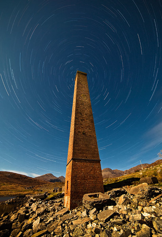 Whaling Station Startrails by The Flying Monk