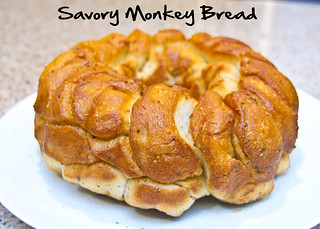 savory monkey bread | by The Spohrs Are Multiplying...