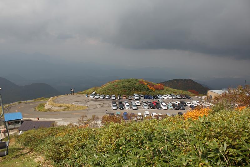 岩木山駐車場