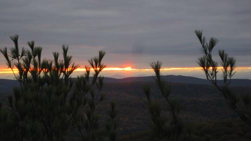 autumn sunset fall geotagged ma evening us unitedstates westernmassachusetts taconics berkshirecounty monumentmountain