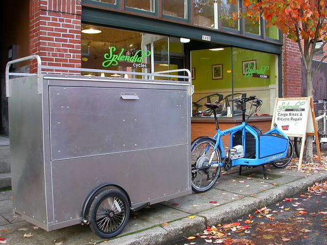 Surly Bill trailer prototype