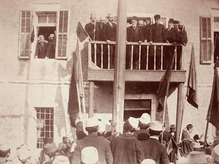 Declaración de independencia de Albania (Vlorë, 1912)