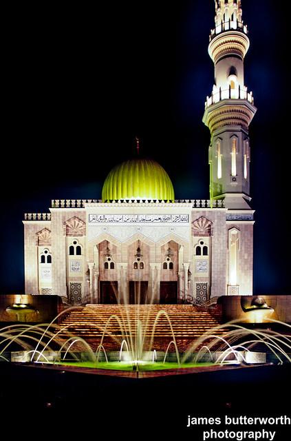 Zawawi Mosque Muscat Oman