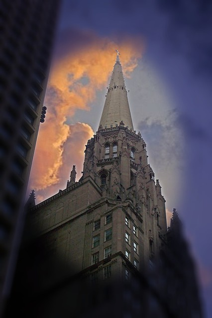 Chicago Temple Building ~ Chicago IL