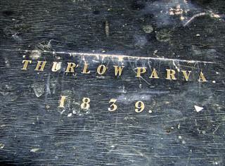 Thurlow Parva 1839