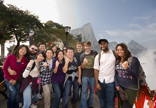 The team at the north peak | by sumeet.moghe
