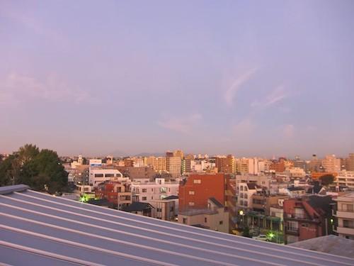 time lapse timelapse fuji fujisan mt morning sunrise canon s90 chdk yokohama vincentvds