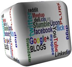 Social Media Marketing Cube, From CreativeCommonsPhoto