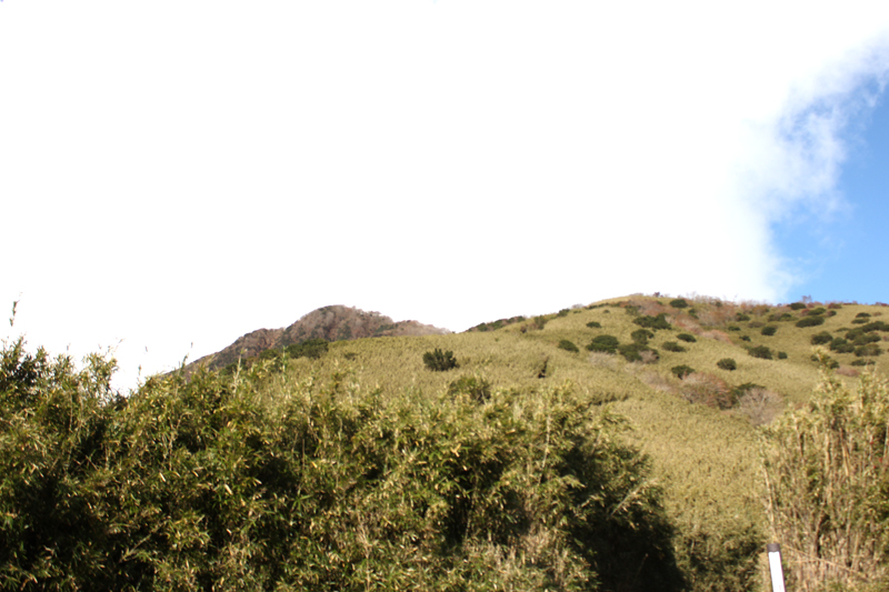金時山 登山