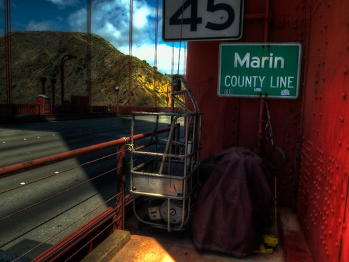 Marin County Line | by mgarbowski