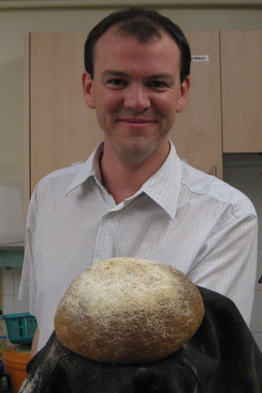 Real Bread Poplar 17oct11 24 1 Chris Young Of The Real